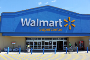 Walmart Supercentre Store Location